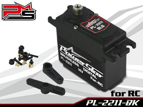 Power Star Servos