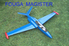Fouga Magister, 1,54m, Voll-Gfk,